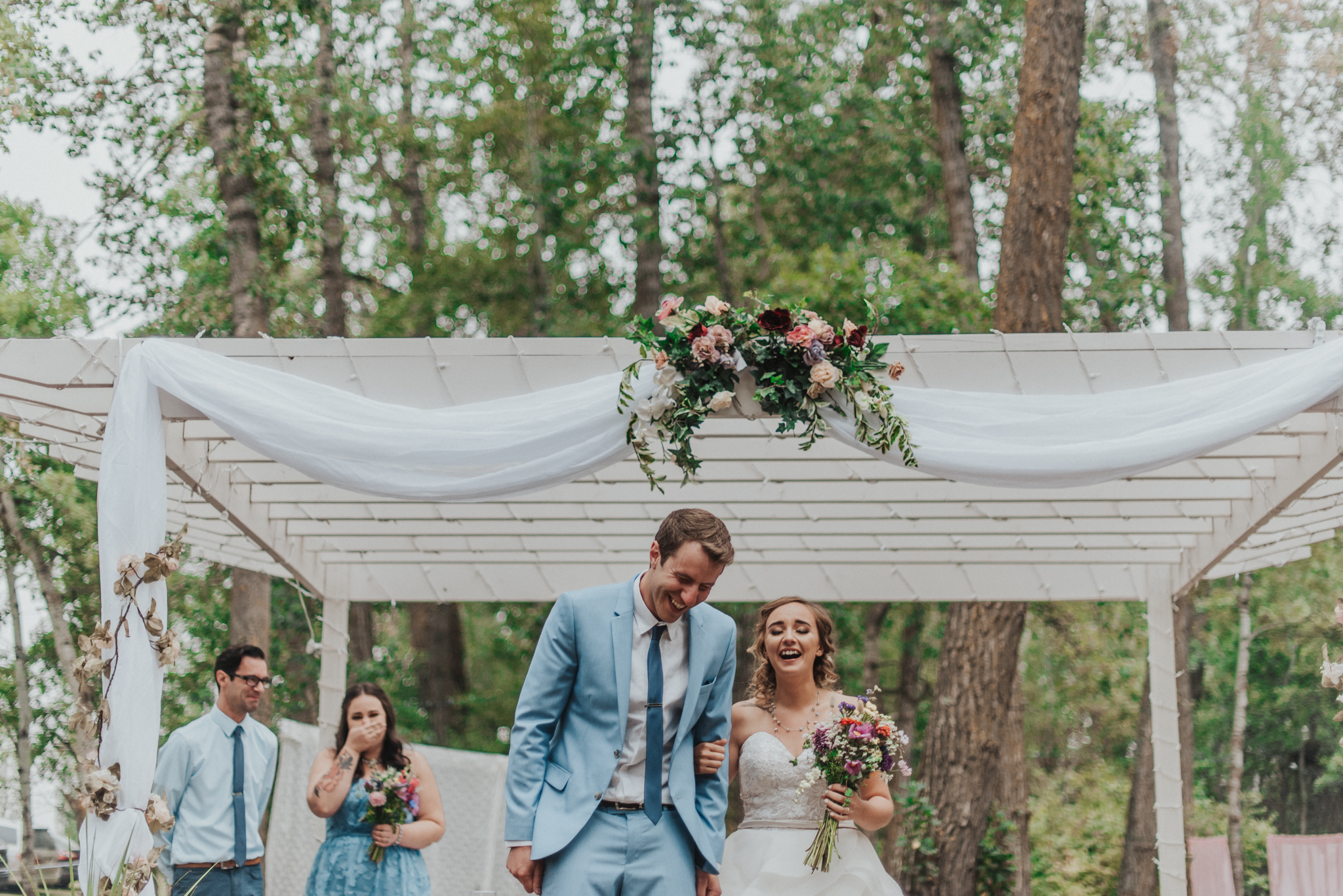 Camrose Alberta Wedding Ceremony