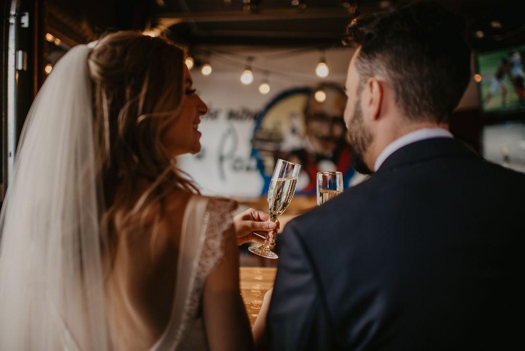 Mercer's Tavern Wedding Edmonton