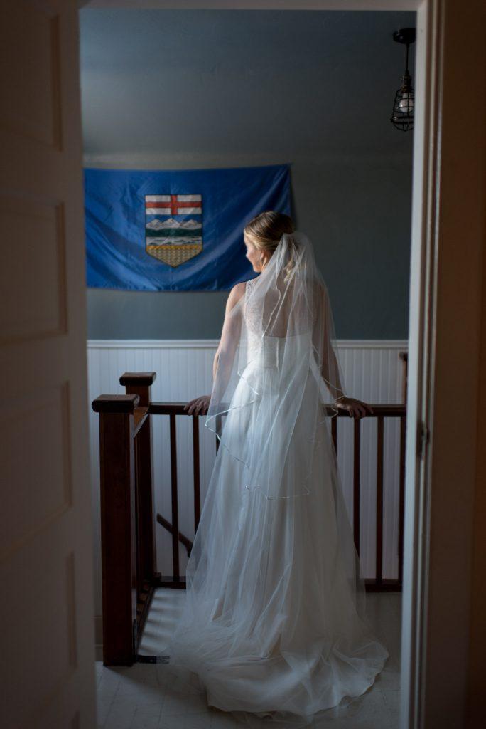 Edmonton Winter Wedding Photograher