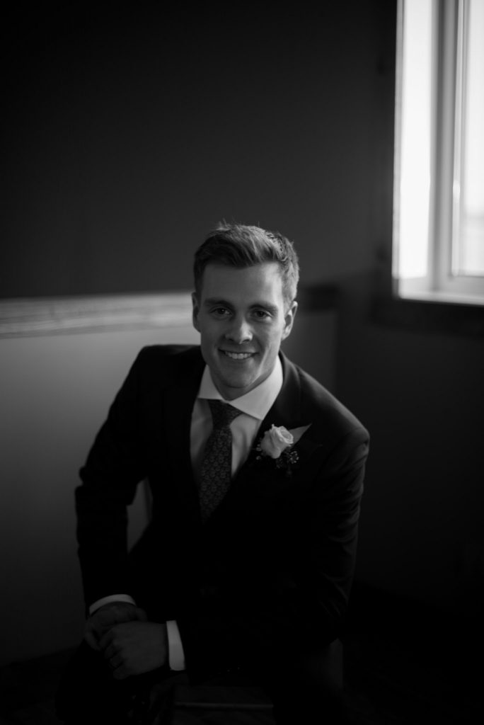Edmonton Winter Wedding Photographer