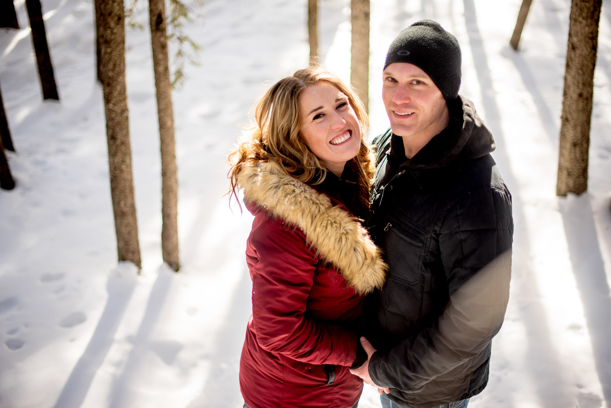 Nordegg Alberta Engagement Session