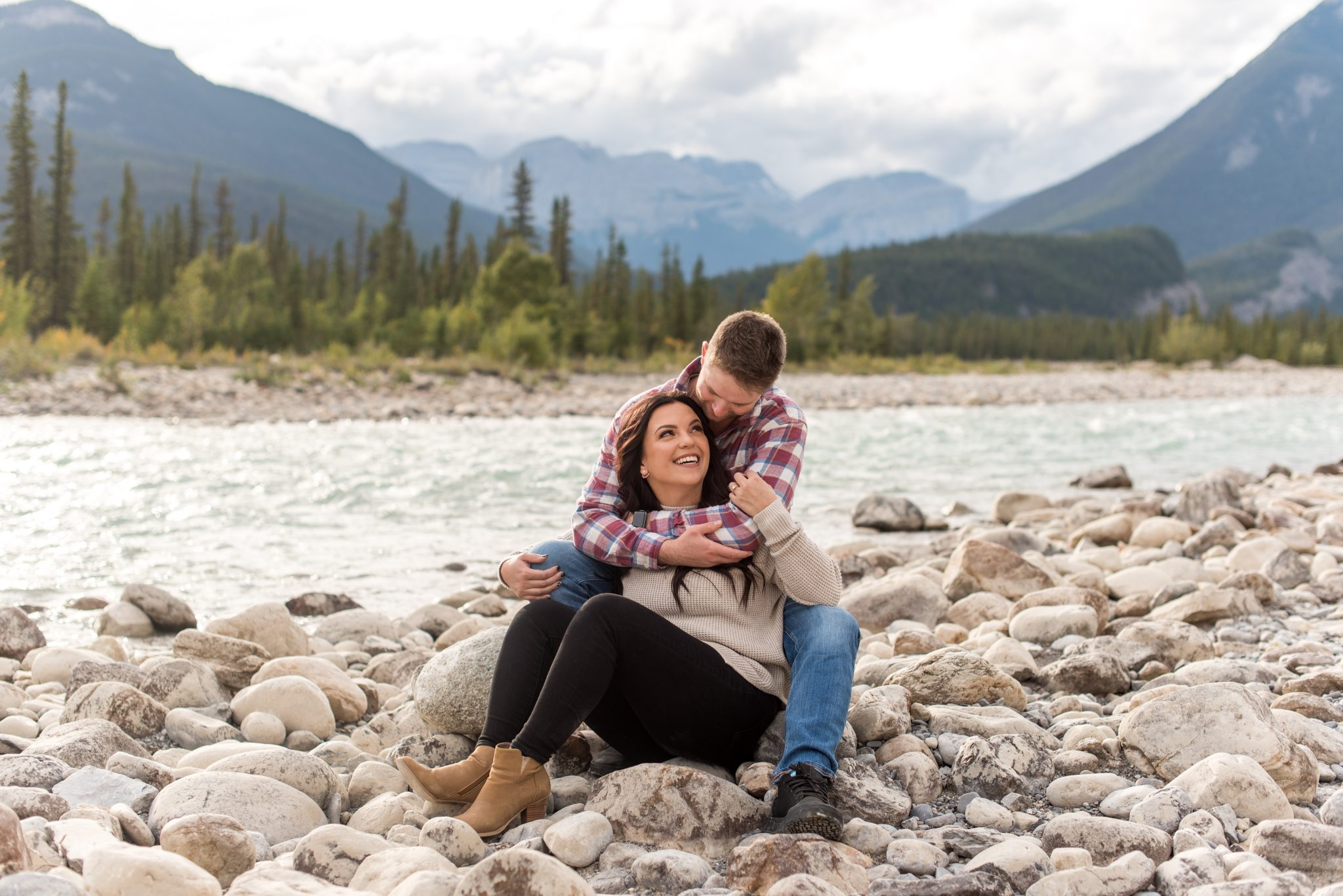 Jasper National Park photography session