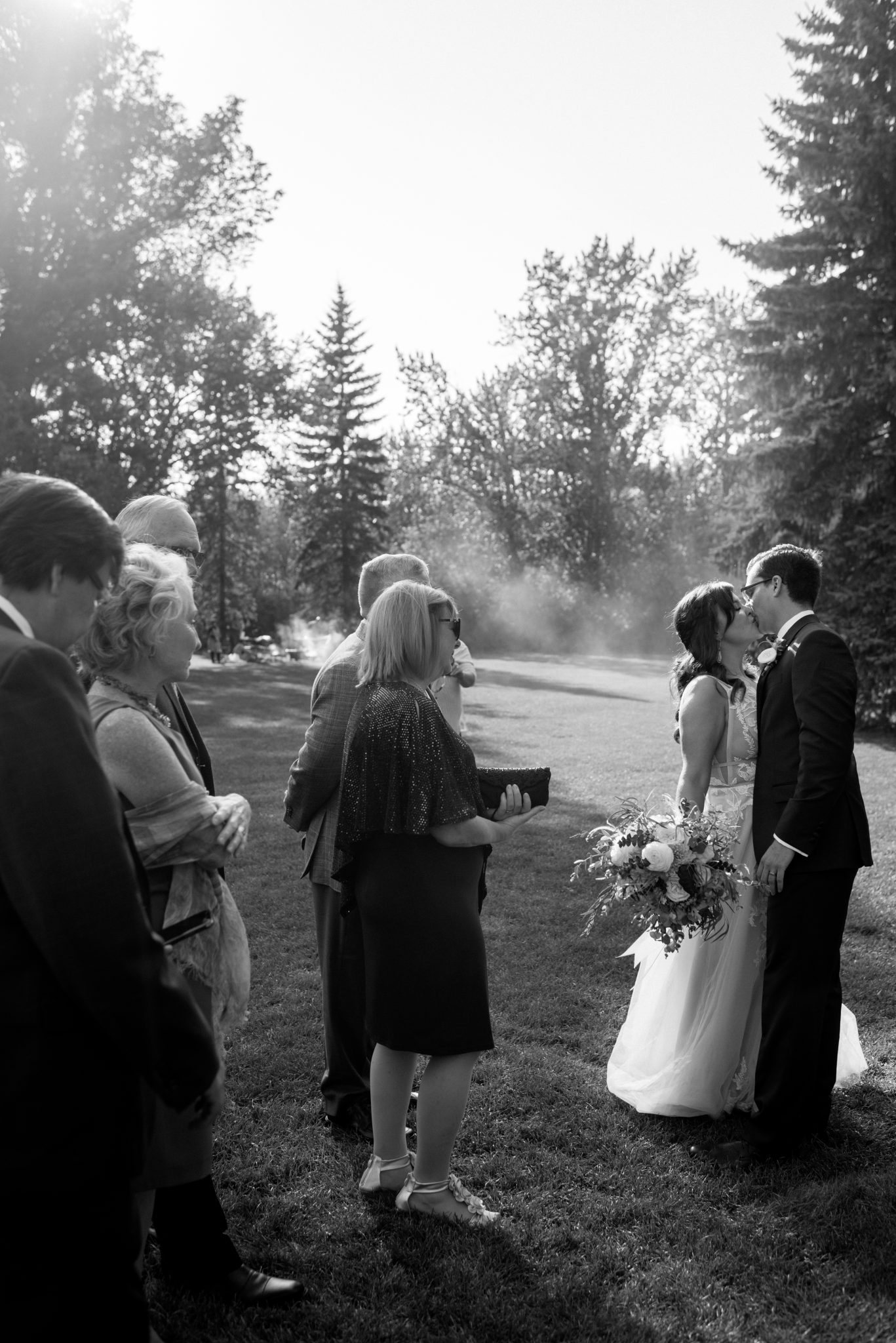 Edmonton Hawrelak Park Wedding