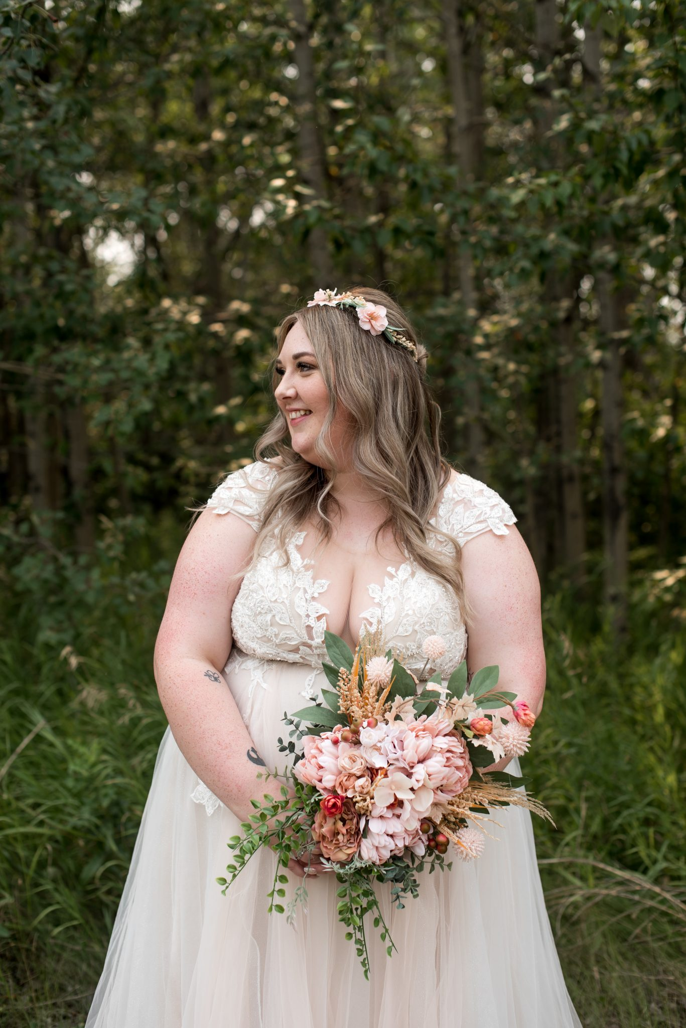 Alberta Wedding Photographer Janelle Dudzic Photography