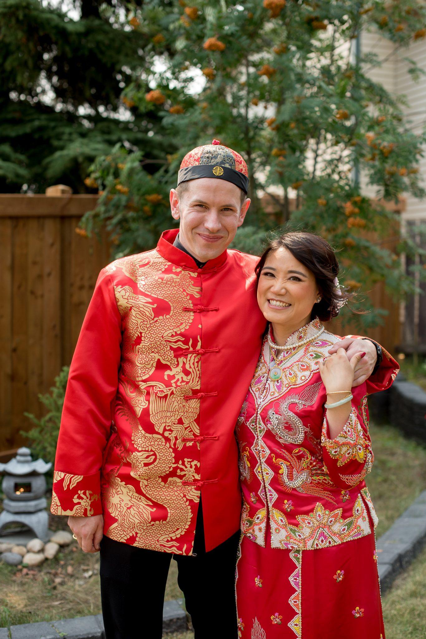 Edmonton Multicultural Chinese Wedding