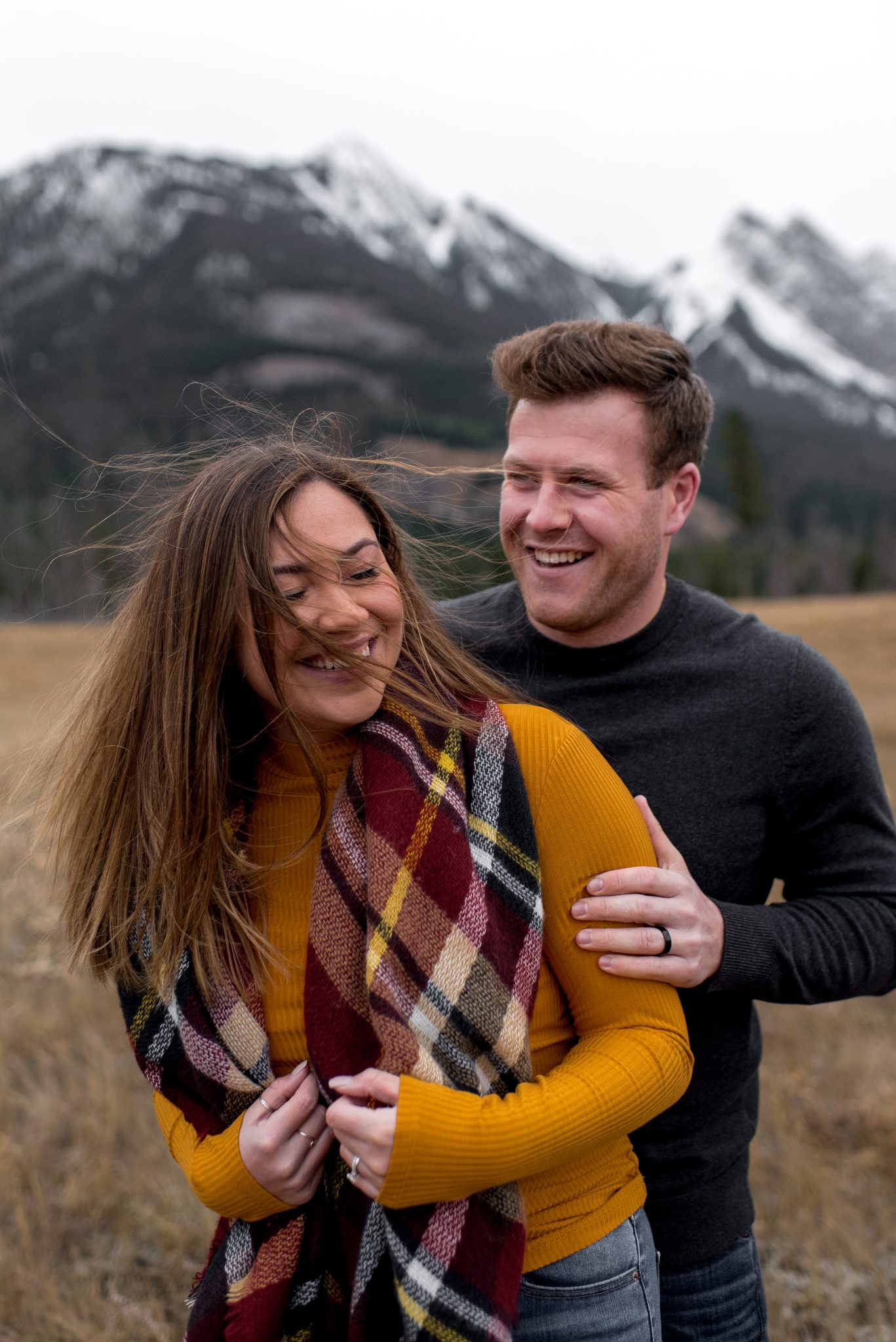 Jasper Engagement Photographer