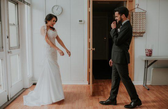 Centre for Spiritual Living Edmonton Wedding