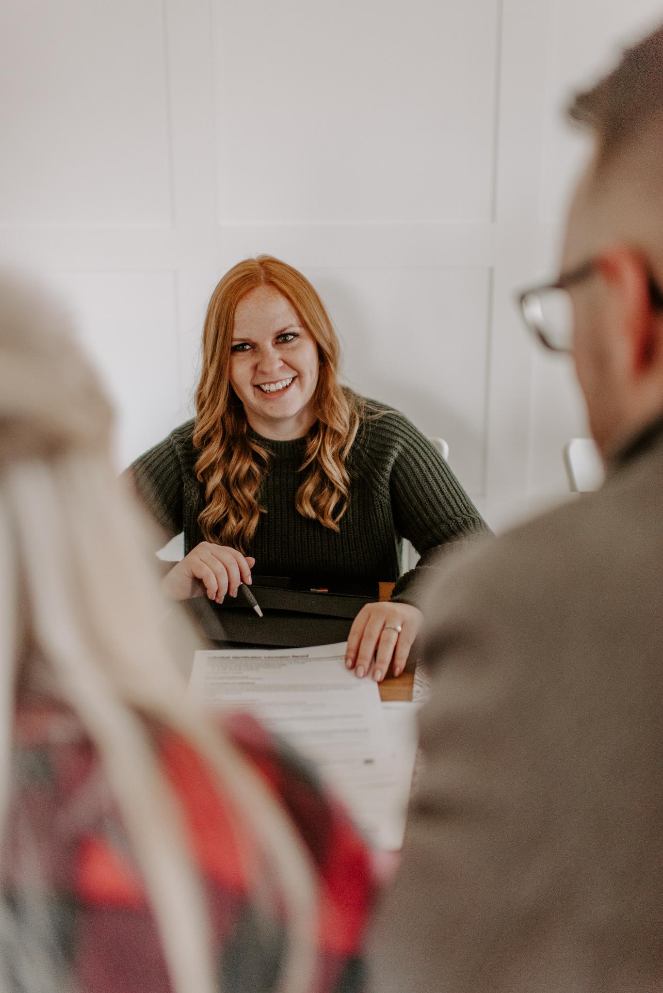 Relator Client Meeting Edmonton Alberta