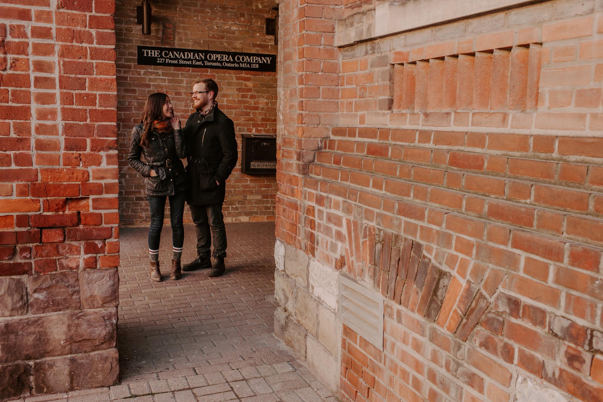 Toronto Couple's Photos