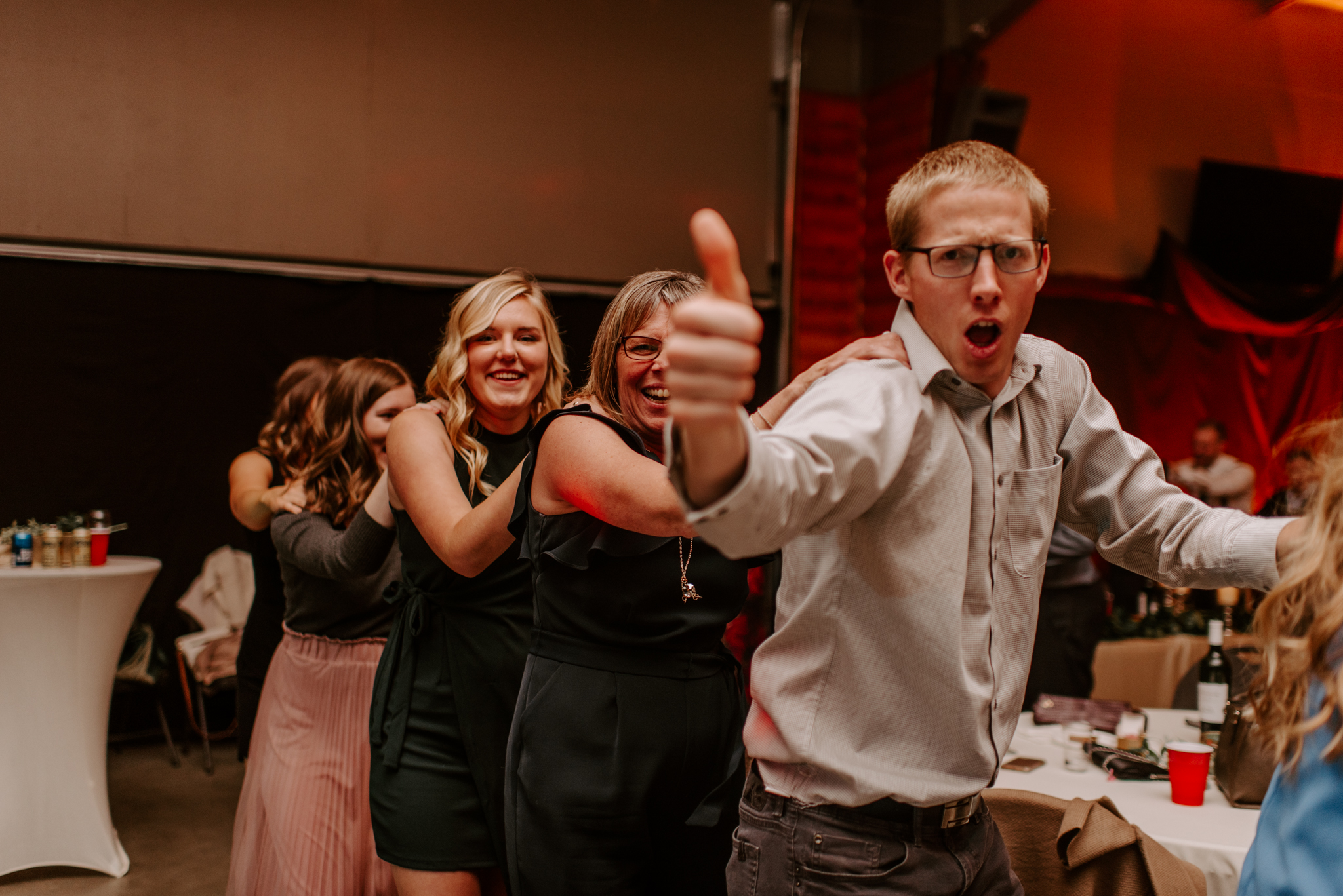 How to get guests on the dance floor