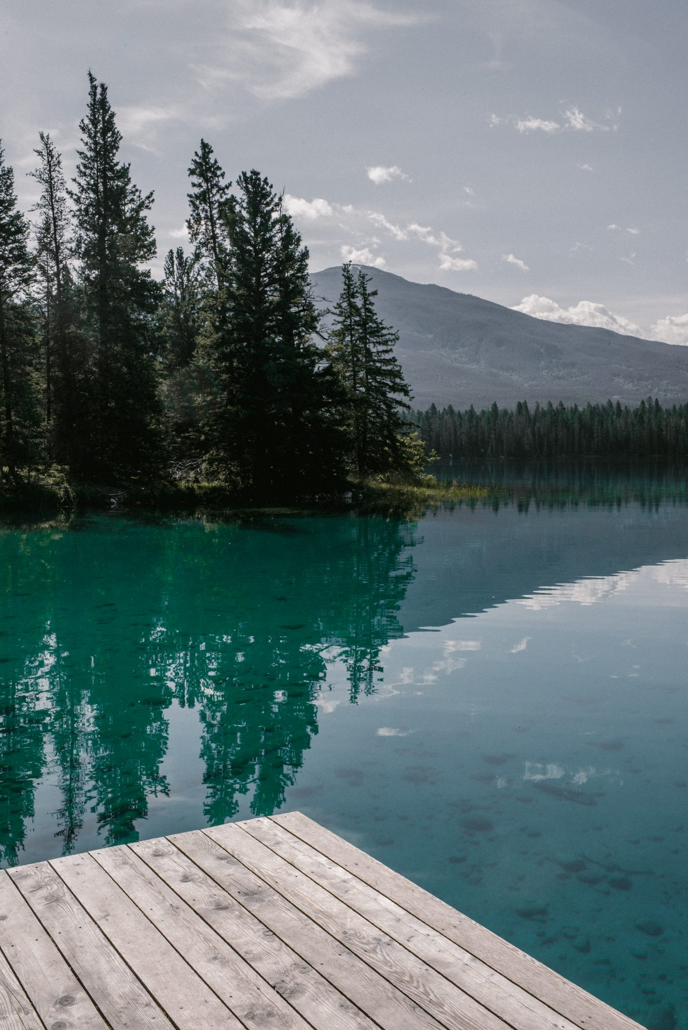 Lake Annette, Jasper National Park