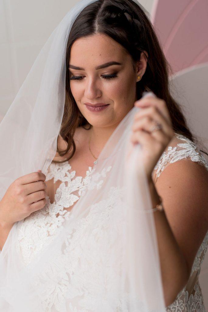 Post Wedding Bridal Portrait Session
