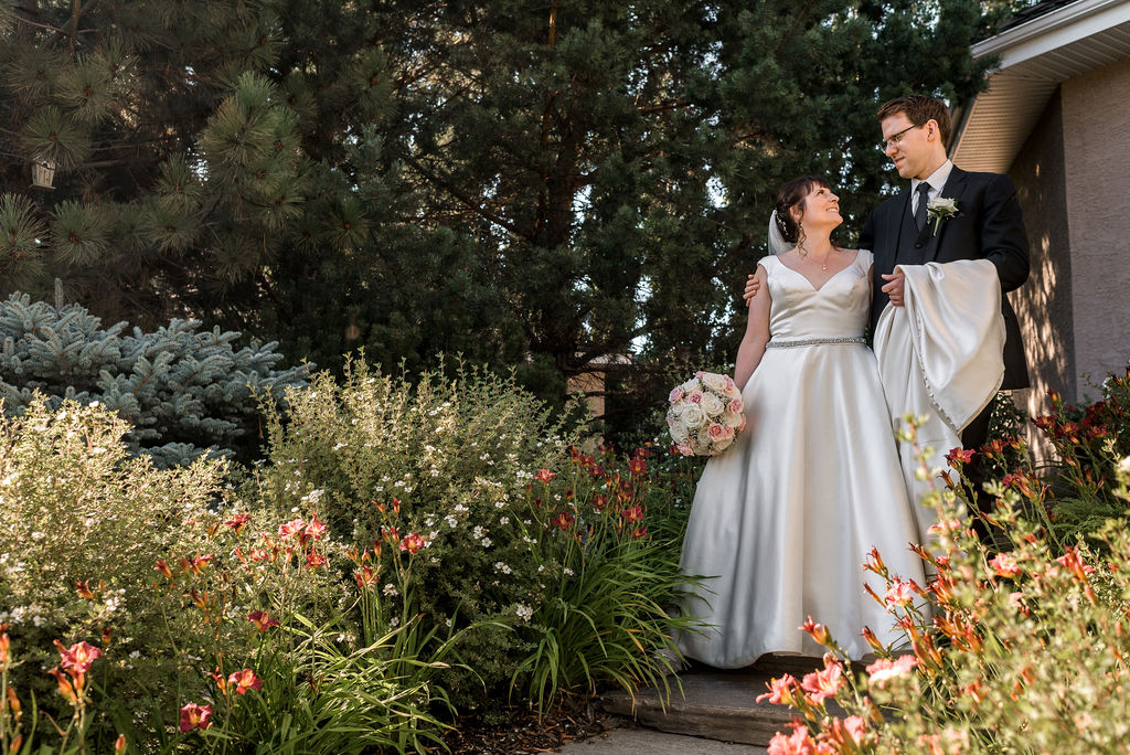 Garden Wedding, Wedding Dress