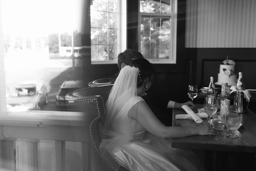 Riverbank Bistro St. Albert, Restaurant Wedding