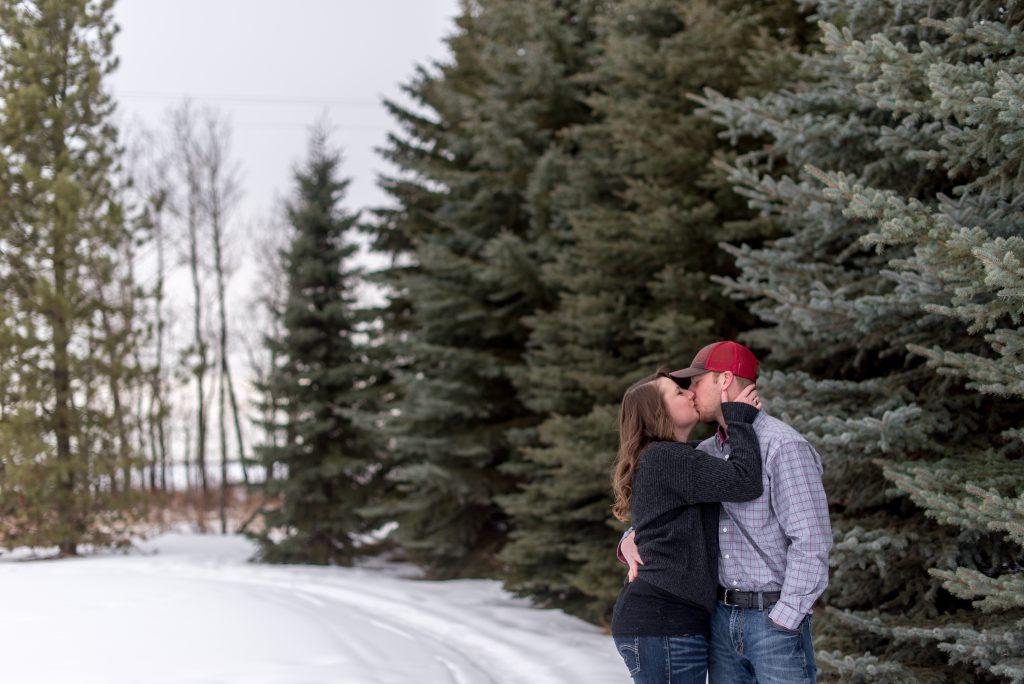 Rural Alberta winter proposal